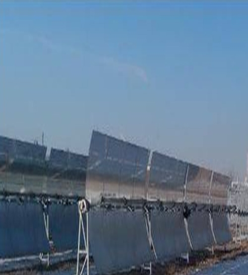 太陽能聚光集熱蒸汽系統