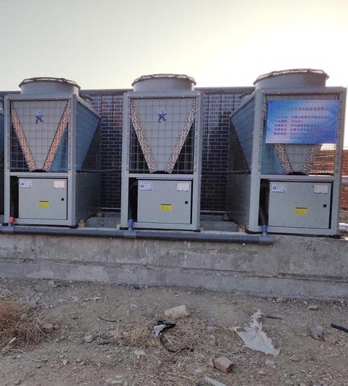 空氣源熱泵供暖系統